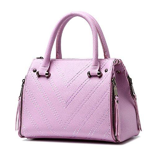 classic-retro-ladies-handbag-quality-leisure-shoulder-bag-temperament-messenger-bag-purple