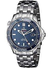 Omega O21230412003001 - Reloj , correa de acero inoxidable