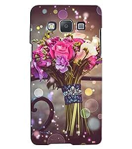 Citydreamz Roses\Bouquet Hard Polycarbonate Designer Back Case Cover For Samsung Galaxy J5
