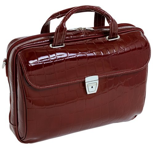 siamod-ignoto-35516-cherry-red-leather-large-ladies-laptop-brief-by-siamod