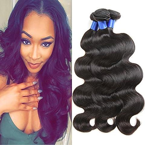 Gluna Hair Grade 8a Brazilian Virgin Hair Body Wave 4