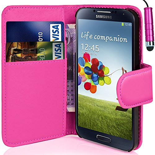 pink-side-leather-flip-wallet-slim-case-cover-pouch-with-card-holder-for-samsung-galaxy-s4-and-stylu