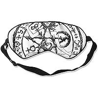 Sleep Eye Mask Satan Evil Symbol Lightweight Soft Blindfold Adjustable Head Strap Eyeshade Travel Eyepatch E3 preisvergleich bei billige-tabletten.eu