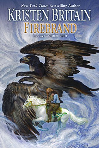 Firebrand (Green Rider Book 6) (English Edition) eBook: Kristen ...