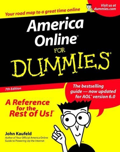america-online-for-dummies-for-dummies-computers-7th-edition-by-kaufeld-john-2000-paperback