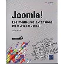 Joomla! - Les meilleures extensions - Dopez votre site Joomla!