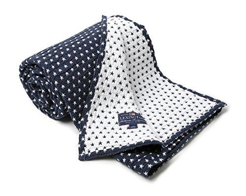 lexington-icons-authentic-star-single-double-bedspread-navy