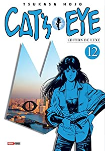 Cat's Eye Nouvelle édition deluxe Tome 12