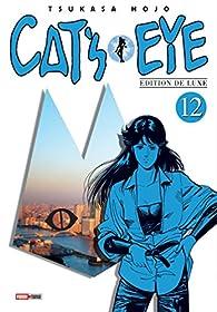 Cat's eye, tome 12 par Tsukasa Hojo