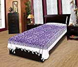 Adithya Warli Handlook Purple Single Bed...