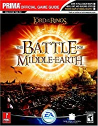 The Lord of the Rings: The Battle for Middle-earth (Prima Official Game Guide) by Bryan Stratton (2004-12-14)