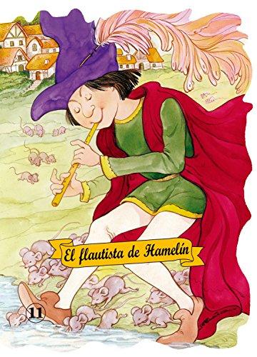 El flautista de Hamelín (Troquelados clásicos)