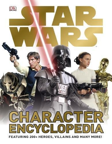 Star Wars character encyclopedia.