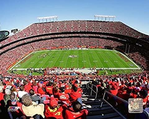 Arrowhead Stadium 2015 Photo Print (27,94 x 35,56 cm)