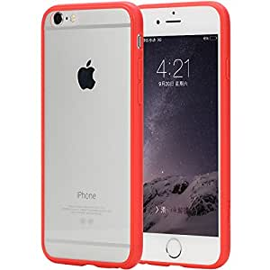 Rock Mobile Cover (Red)