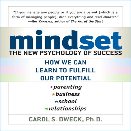 Buchseite und Rezensionen zu 'Mindset: The New Psychology of Success' von Carol Dweck