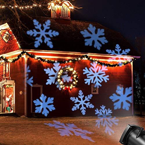 LED Projektionslampe,OxyLED Partei Projektions Lampe,wasserdichte Farbprojektor Licht mit -