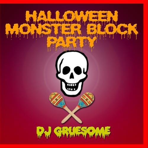 Halloween Monster Block Party
