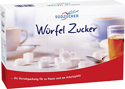 Südzucker Wurfelzucker, 1er Pack (1 x 1 Kg) -