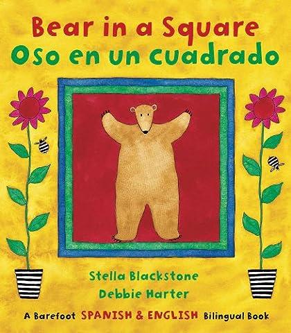 Bear in a Square Bilingual Spanish (Fun First Steps)