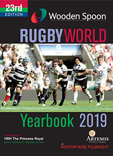 Wooden Spoon Rugby World Yearbook 2019 (English Edition) por Ian Robertson