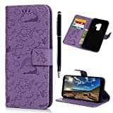 Best GENERIC Lilacs - Samsung Galaxy S9 Plus Flip Case Cover Wallet Review