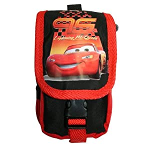 Tasche für Nintendo DS lite – J-Straps Mini Softpack – Disney Pixar Cars