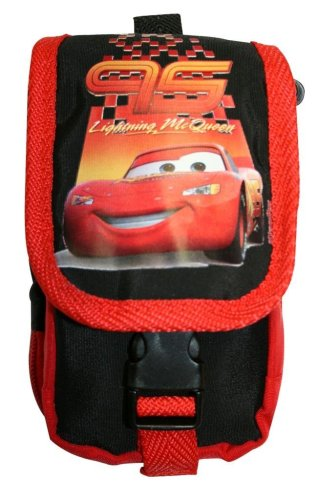 Tasche für Nintendo DS lite - J-Straps Mini Softpack - Disney Pixar Cars