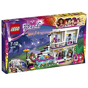 LEGO Friends 41135 - Livis Popstar-Villa: Amazon.de: Spielzeug