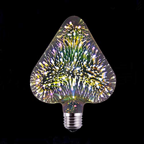 Bombín de luz 3D COB