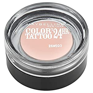 Maybelline Color Tattoo 24Hr Eyeshadow Creamy Matte 91 Crème De Rose