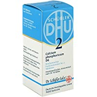 Biochemie Dhu 2 Calcium phosphorus D 6 Tabletten 80 stk preisvergleich bei billige-tabletten.eu