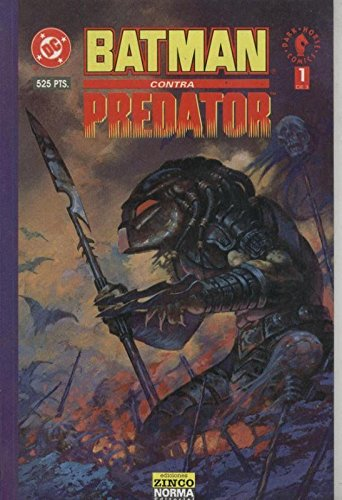 Batman contra Predator numero 1