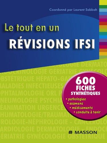 Le tout en un Rvisions IFSI