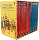 Usborne Young Reading Series Collection 40 Books Box Set-Read At Home