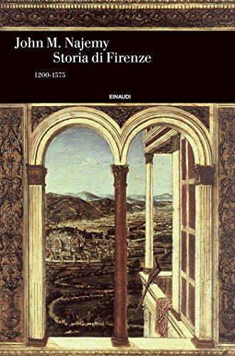 Storia di Firenze: 1200-1575 (Einaudi. Storia Vol. 55) (Italian Edition)