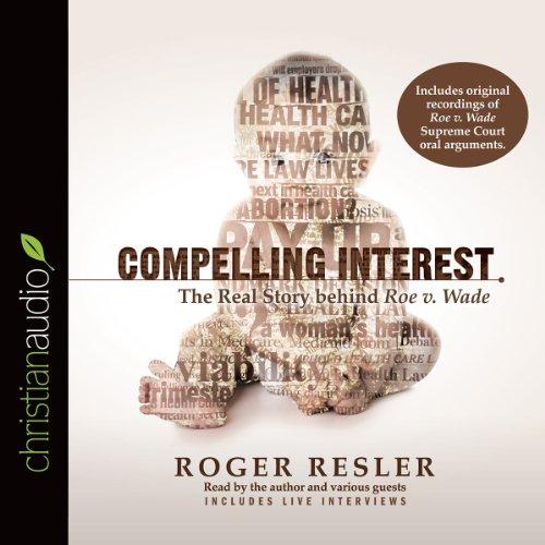 Compelling Interest  Audiolibri