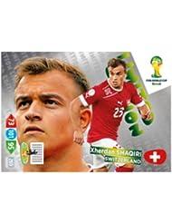 Panini Adrenalyn World Cup 2014 Brazil - Shaqiri Suisse limited Edition