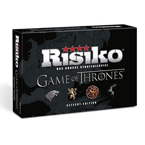 Risiko Game of Thrones Edition – Die erfolgreichste TV-Serie trifft auf das berühmteste Strategiespiel der Welt (Deutsch)
