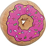The Simpsons - Kissen - Homers Donut - Logo - 40 cm