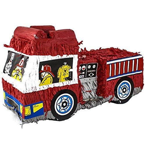 Geburtstag Party Feuerwehrmann Feuerwehrauto Pi-nata Party-Dekoration