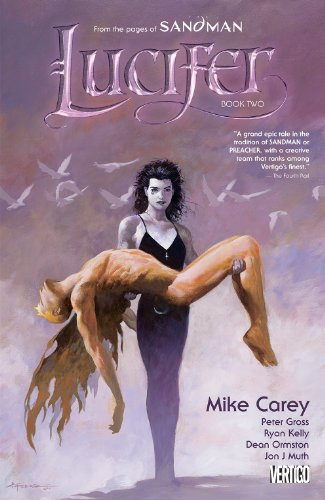 Lucifer Book Two (English Edition)