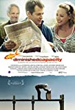 Diminished Capacity Movie Poster 70 X 45 cm