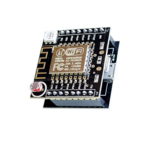 ZkeeShop ESP8266 Seriell WIFI Witty Wolke ESP-12F Entwicklung Board Modul MINI Serie