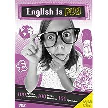English is Fun / 12-13 años (Vox - Lengua Inglesa)