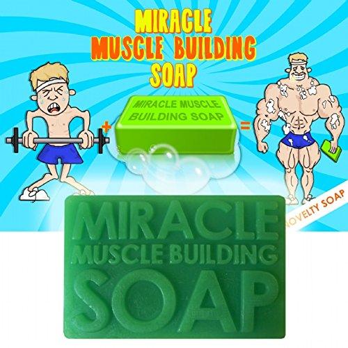 Preisvergleich Produktbild Wunderseife - Muskelaufbau