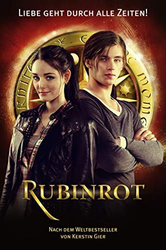 Rubinrot (Fiction Charaktere Kostüm)