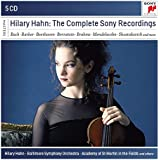 Hilary Hahn: The Complete Sony Recordings (Coffret 5 CD)