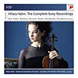 Hilary Hahn-the Complete Sony Recordings