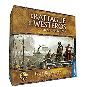 Juegos Unidos batallas de Westeros-Baratheon expansión Juego de Mesa,, sl0161/bw05